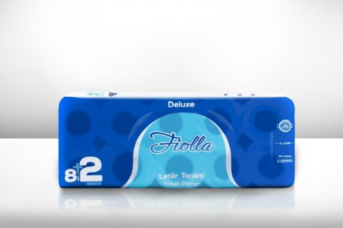 FIOLLA  HYGIENIC PAPER - MORINA GROUP